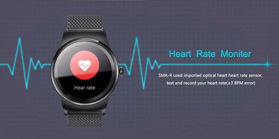 sma-r smartwatch review