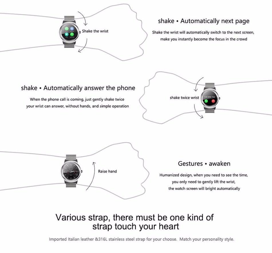best sma-r dual smartwatch