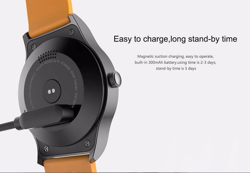 new sma-r smartwatch