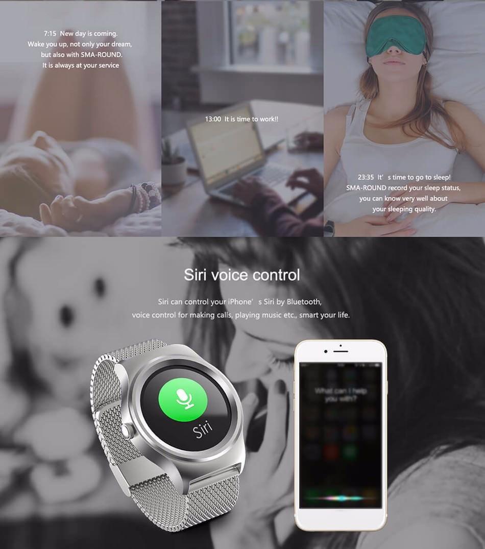 2019 sma-r smartwatch