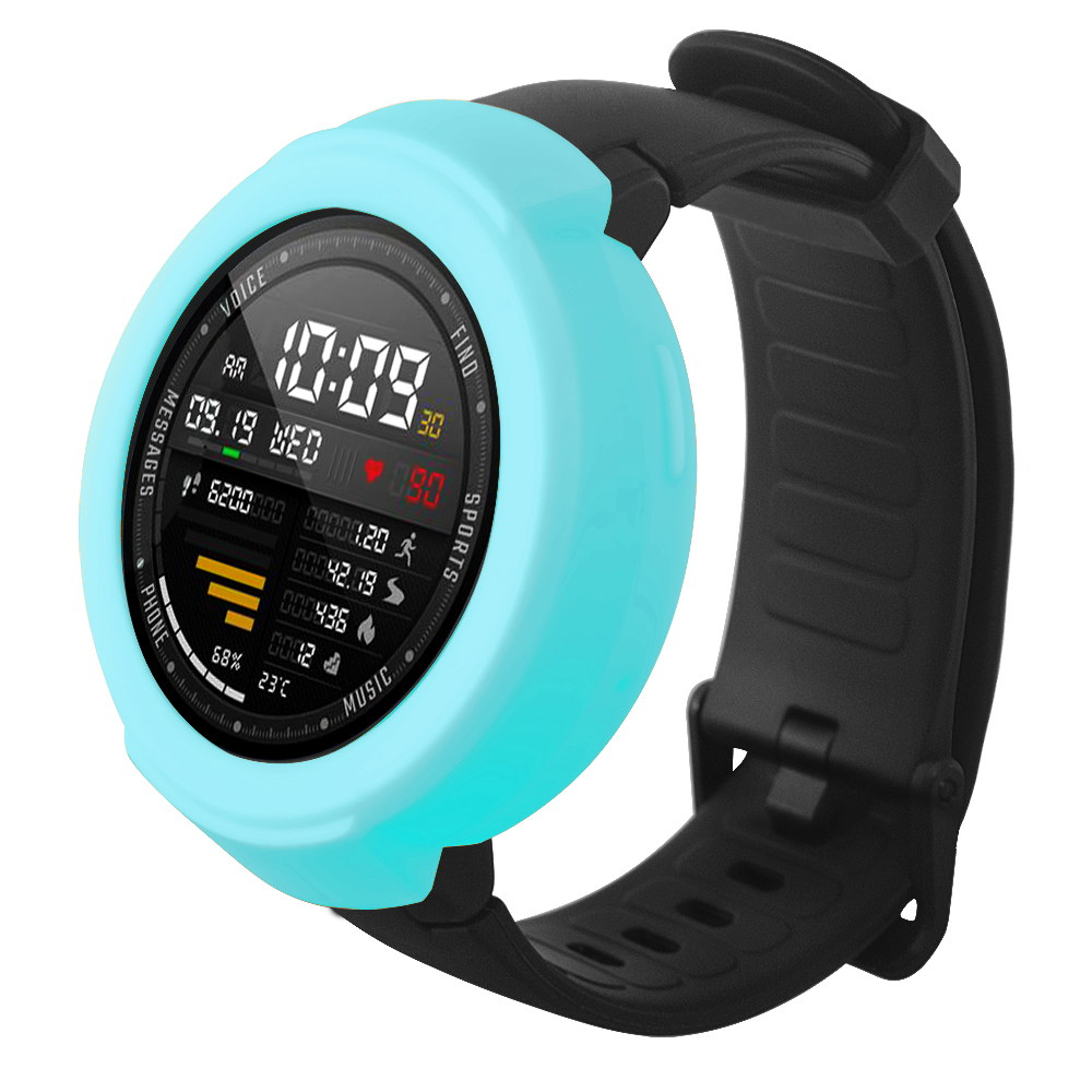 new silicone cover for xiaomi huami amazfit verge 3