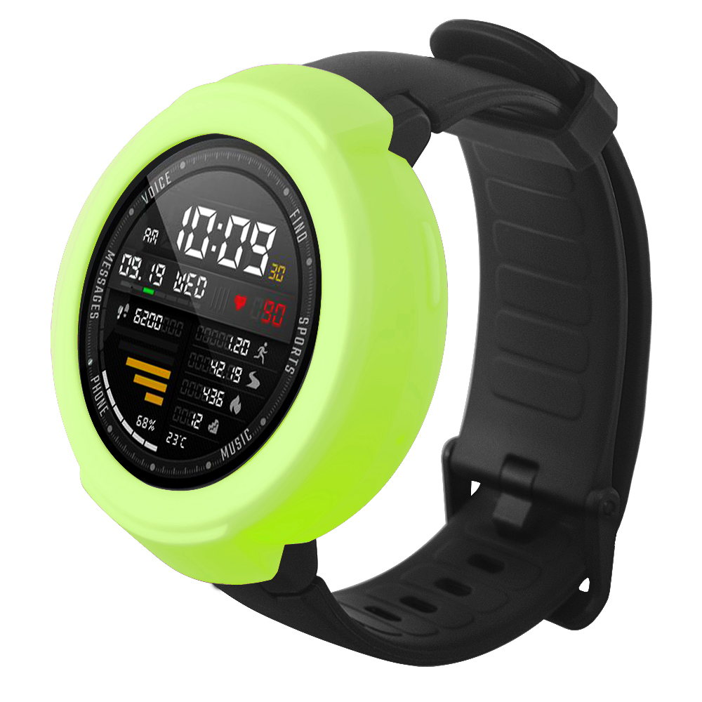 buy silicone cover for xiaomi huami amazfit verge 3