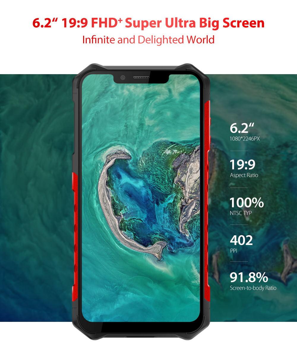 2019 ulefone armor 6e smartphone