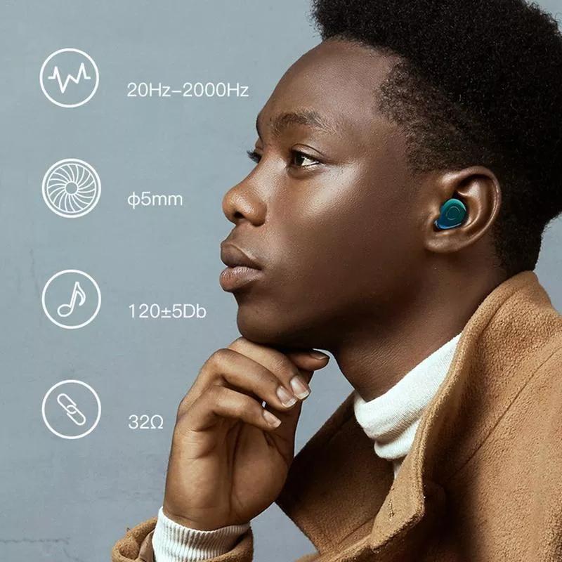 x1 bluetooth earphones with charging bin