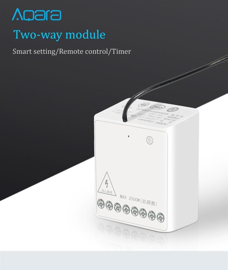 xiaomi aqara llkzmk11lm control module