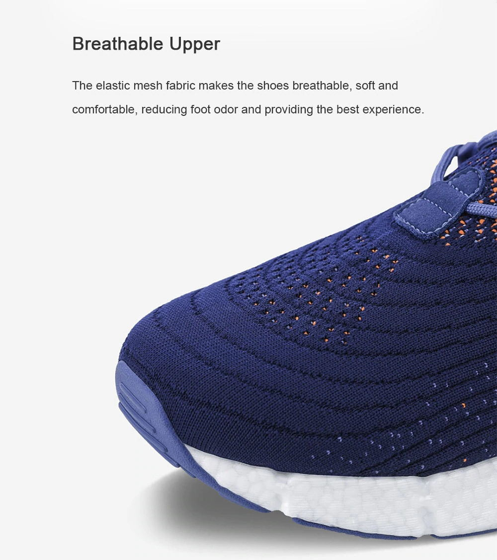 xiaomi freetie breathable cloud running shoes for sale