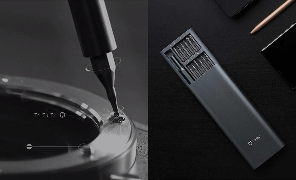 xiaomi mijia wiha 24 in 1 precision screwdriver