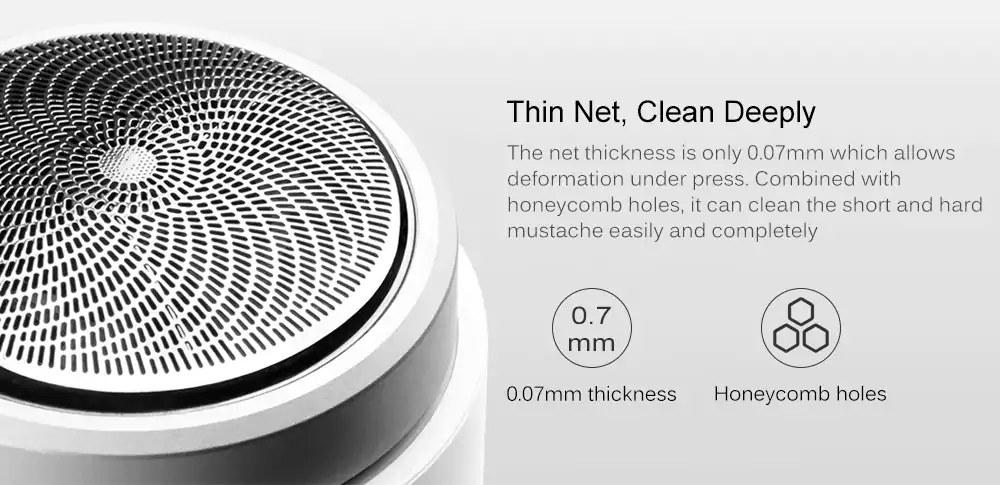 xiaomi so white ed1 electric shaver for sale