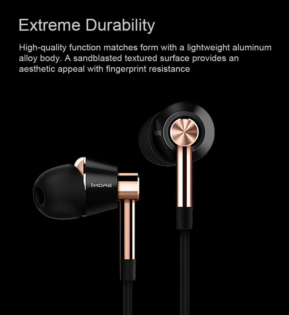 best 1more e1001 earphone