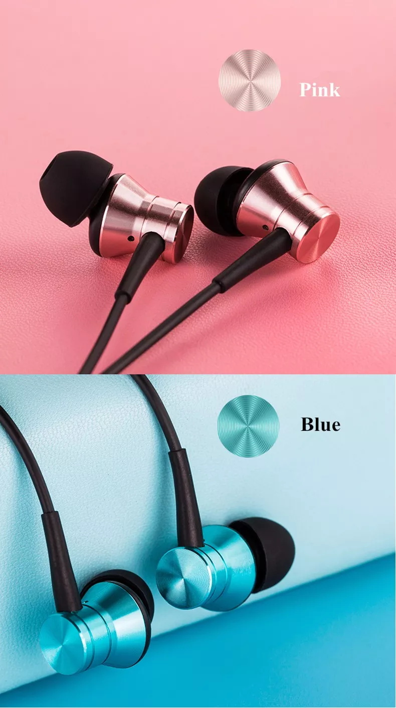 new xiaomi 1more e1009 wired earphones