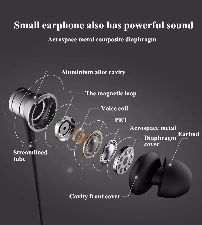 2019 xiaomi 1more e1009 earphones