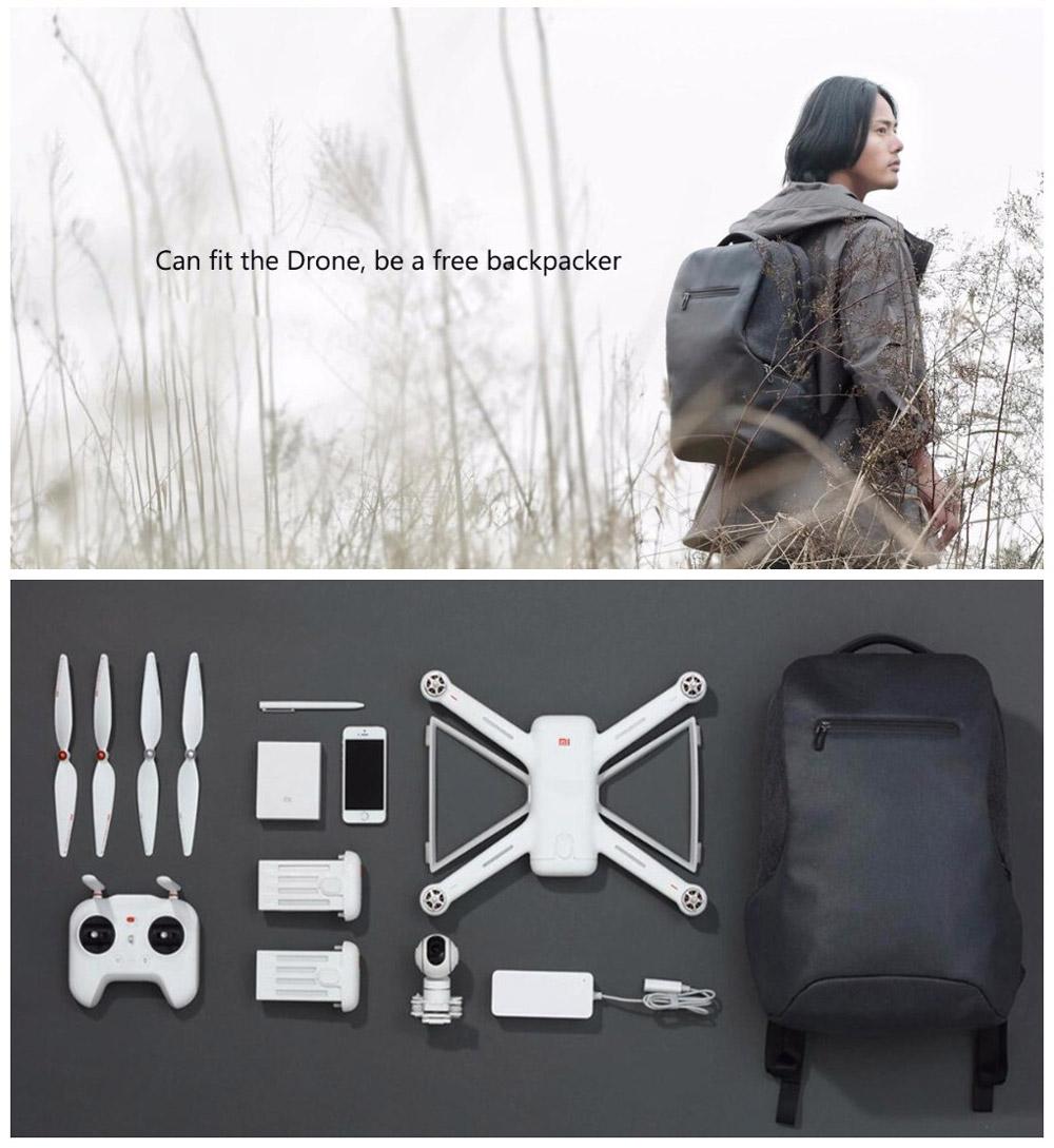 xiaomi multifunctional backpack