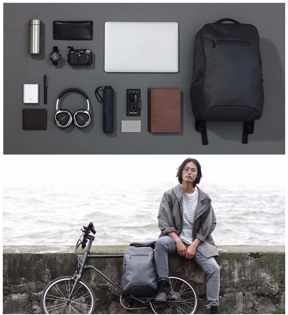 new xiaomi multifunctional backpack