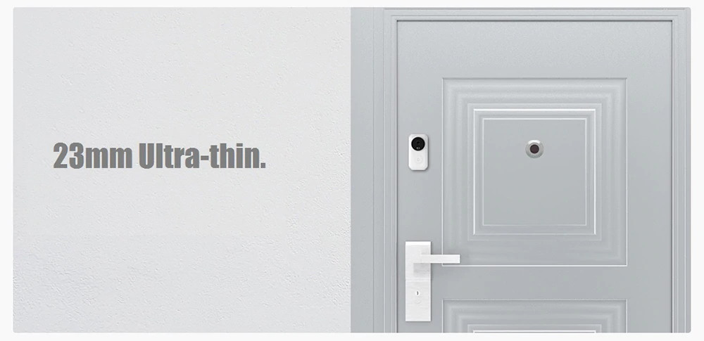 xiaomi fj02mlwj video doorbell for sale