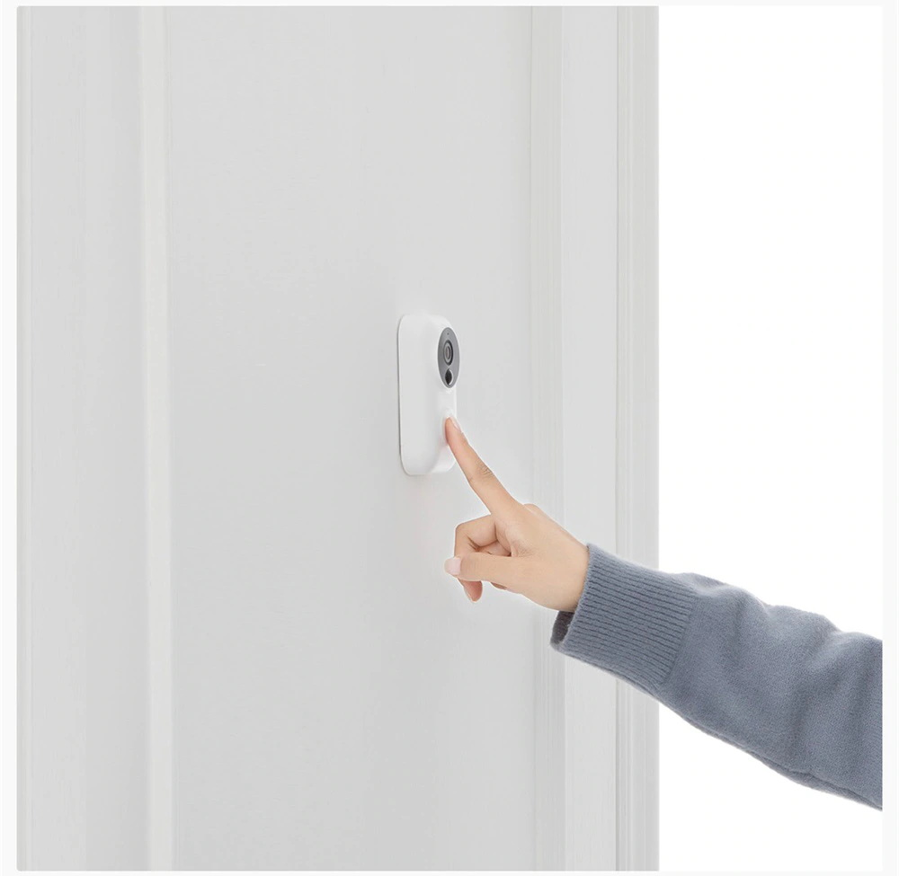 2019 xiaomi ai face identification video doorbell set