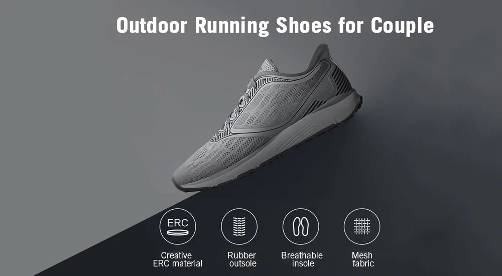 xiaomi amazfit men outdoor running shoes