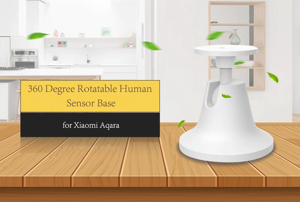 xiaomi aqara human sensor base
