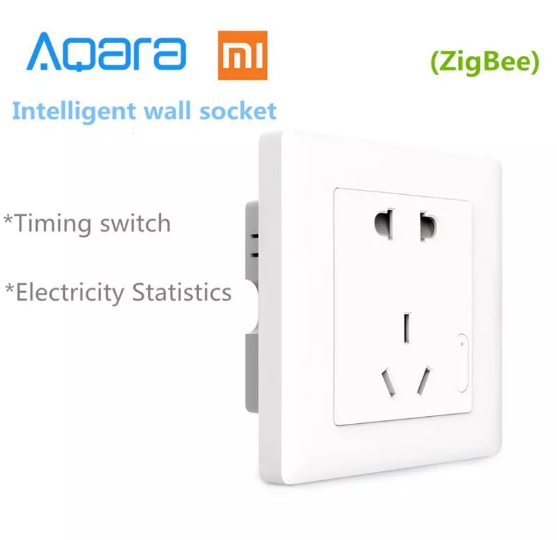 xiaomi aqara qbcz11lm smart wall socket