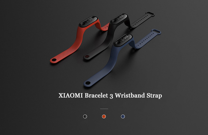 xiaomi mi band 3 replacement wristband strap