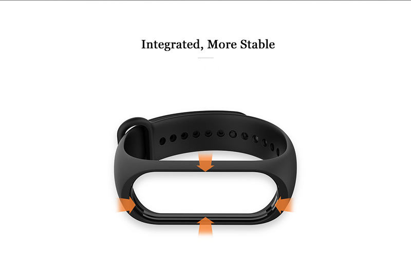 mi band 3 replacement wristband strap