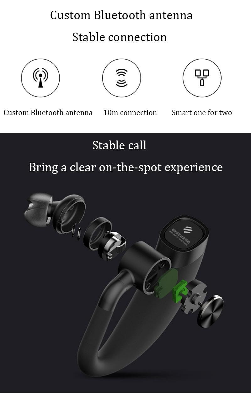 mijia beebest walkie talkie headset