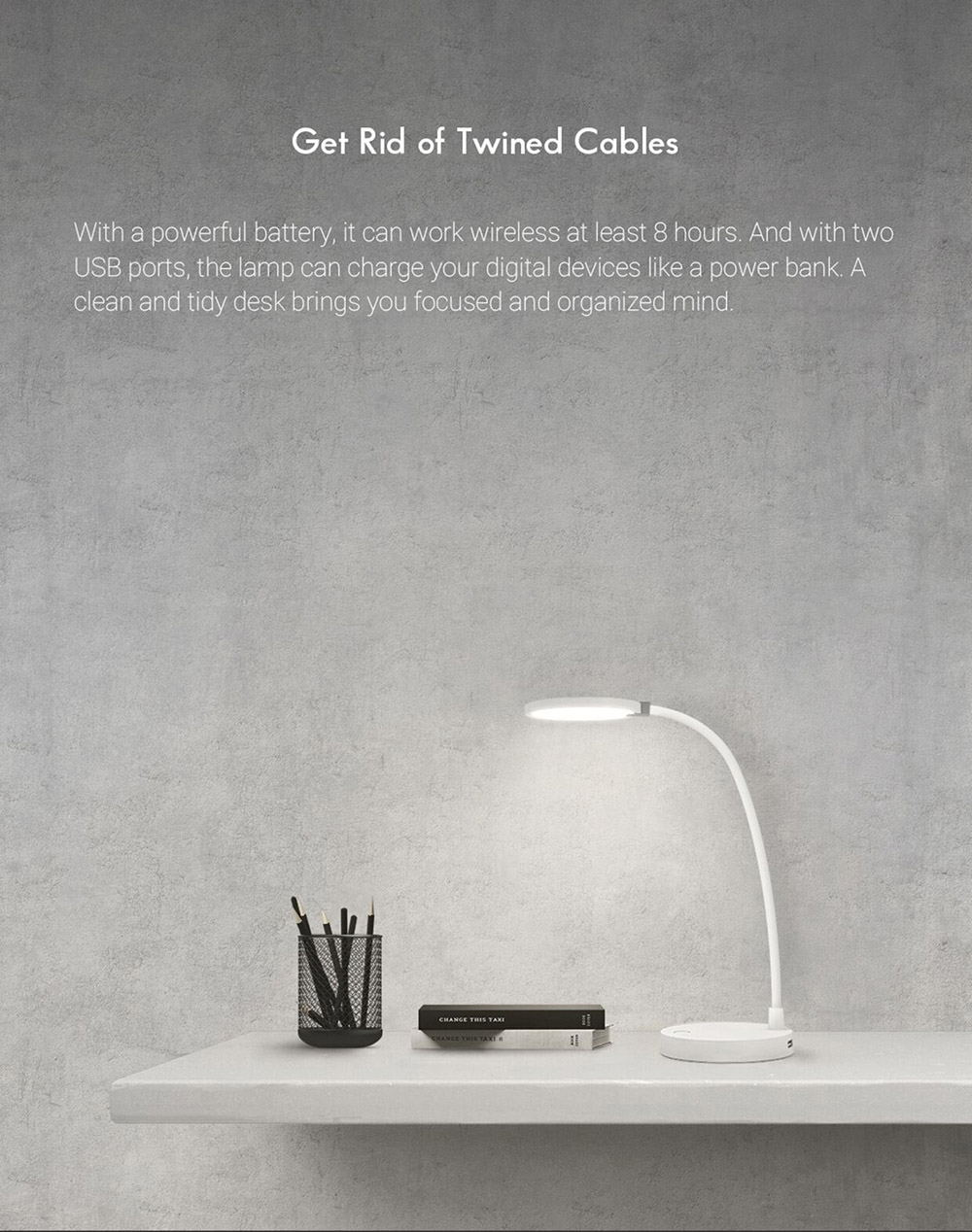 buy xiaomi coowoo u1 desk lamp
