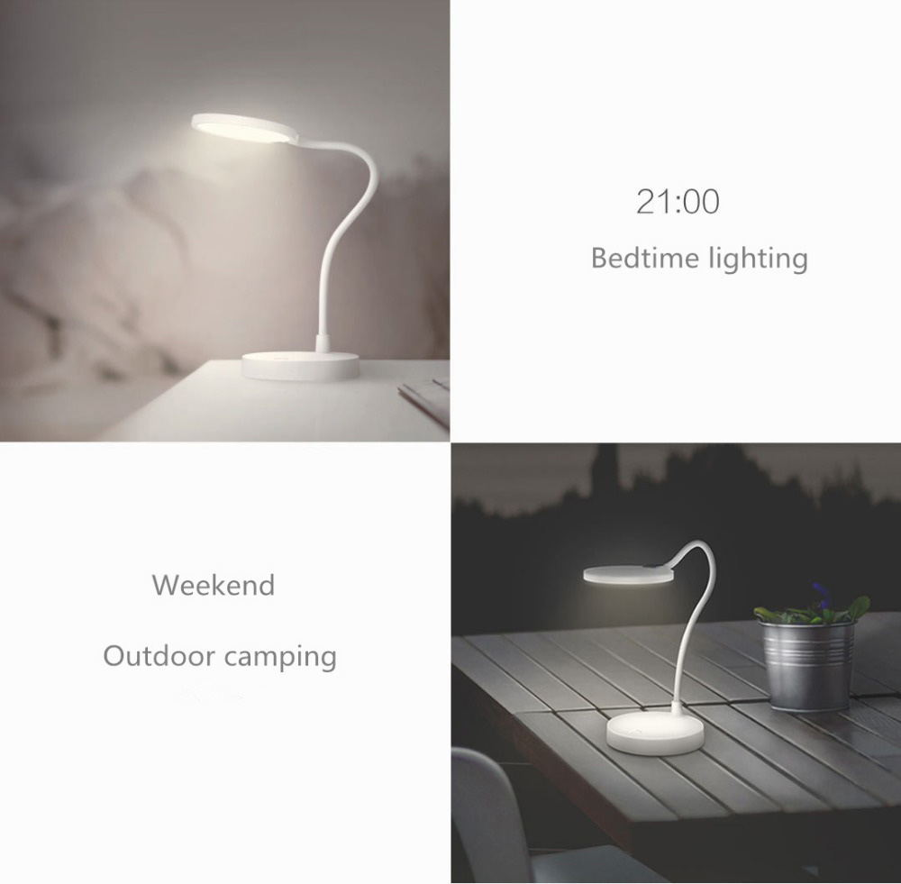 new xiaomi coowoo u1 led desk lamp