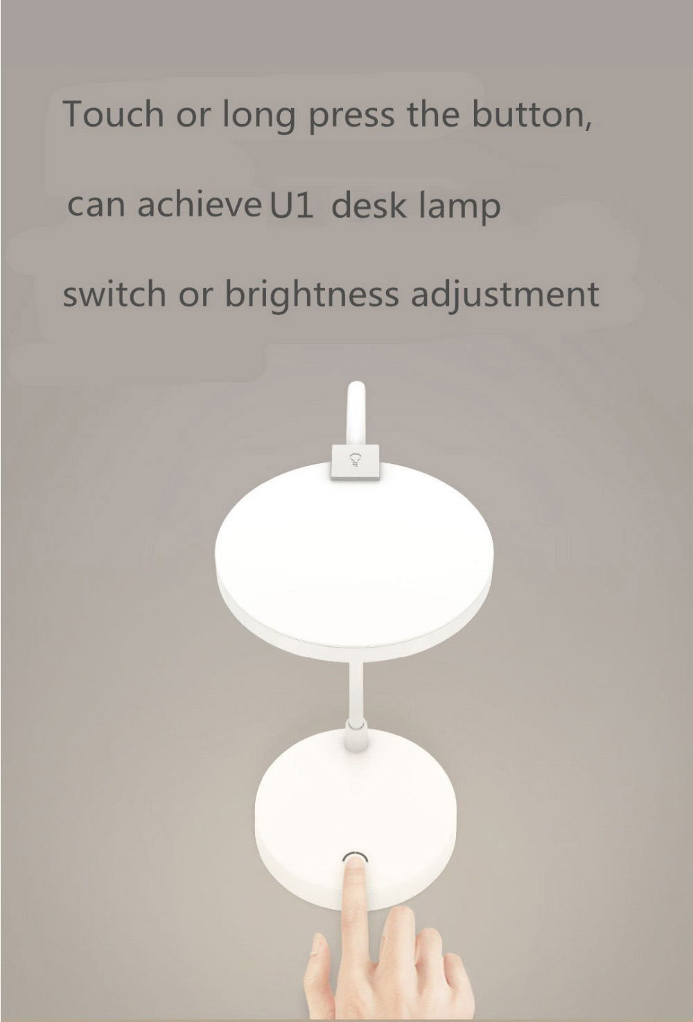 xiaomi coowoo u1 led desk lamp for sale
