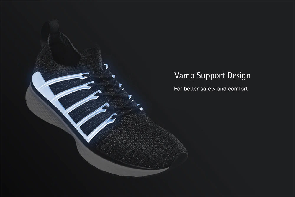 new xiaomi mijia 2 fishbone sneakers