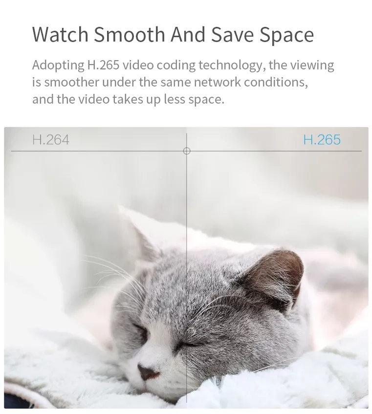 new xiaomi mijia xiaobai smart home wifi ip camera