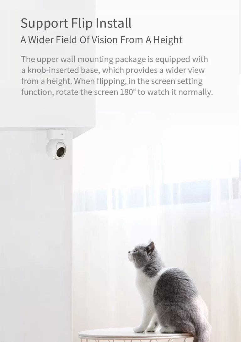 best xiaomi mijia xiaobai smart home wifi ip camera
