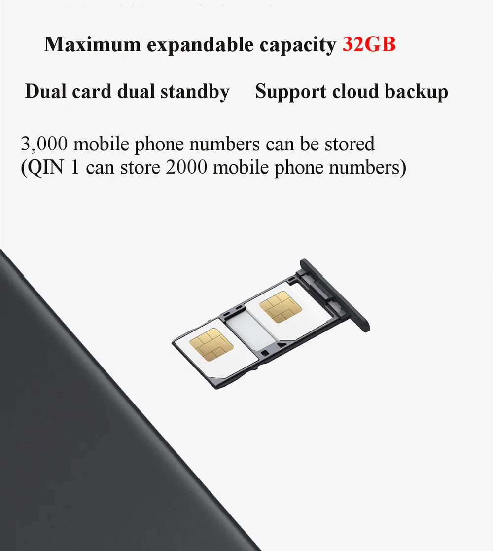 2019 xiaomi qin 1s 4g feature phone