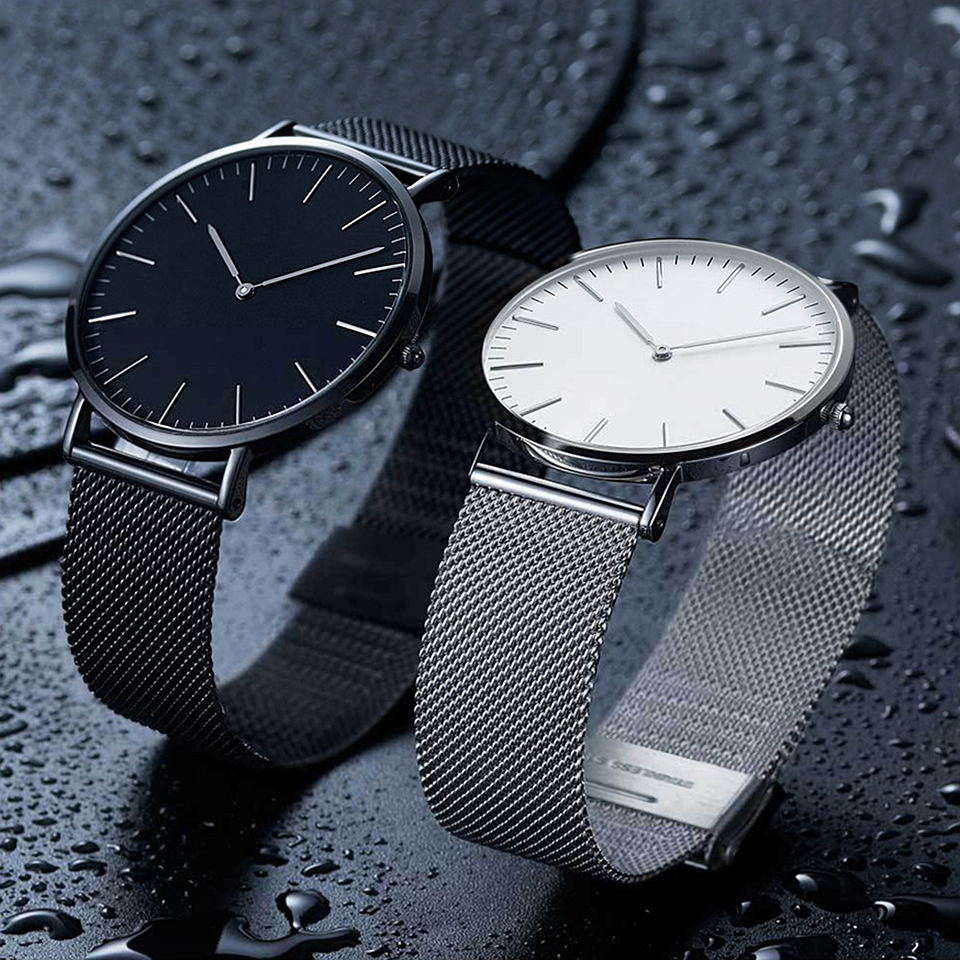 2019 xiaomi twentyseventeen ultra-thin quartz watch