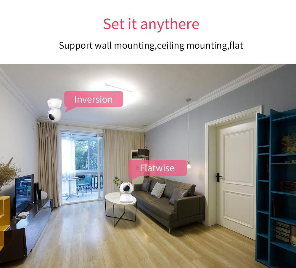 xiaomi imi 1080p home security camera pan-tilt version review
