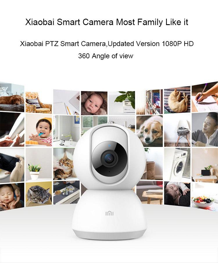 xiaomi imi 1080p camera pan-tilt version
