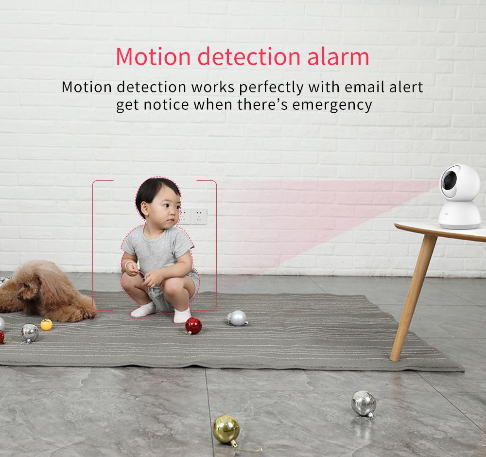 best xiaomi imi 1080p home security camera pan-tilt version