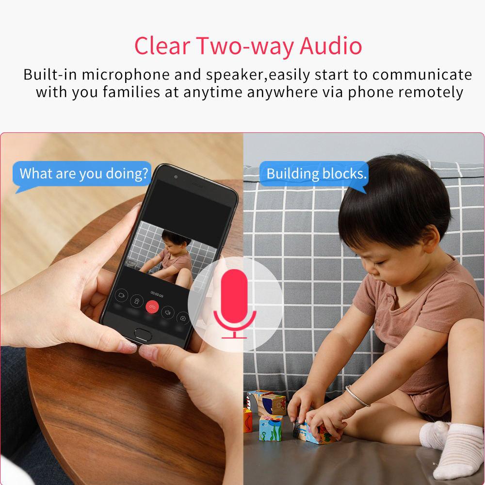 2019 xiaomi imi 1080p home security camera pan-tilt version