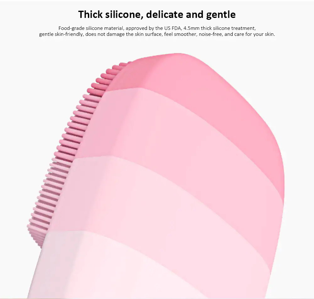 xiaomi inface ms-2000 facial cleansing brush