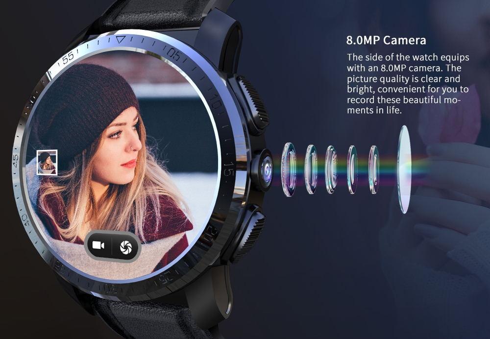 kospet optimus smartwatch