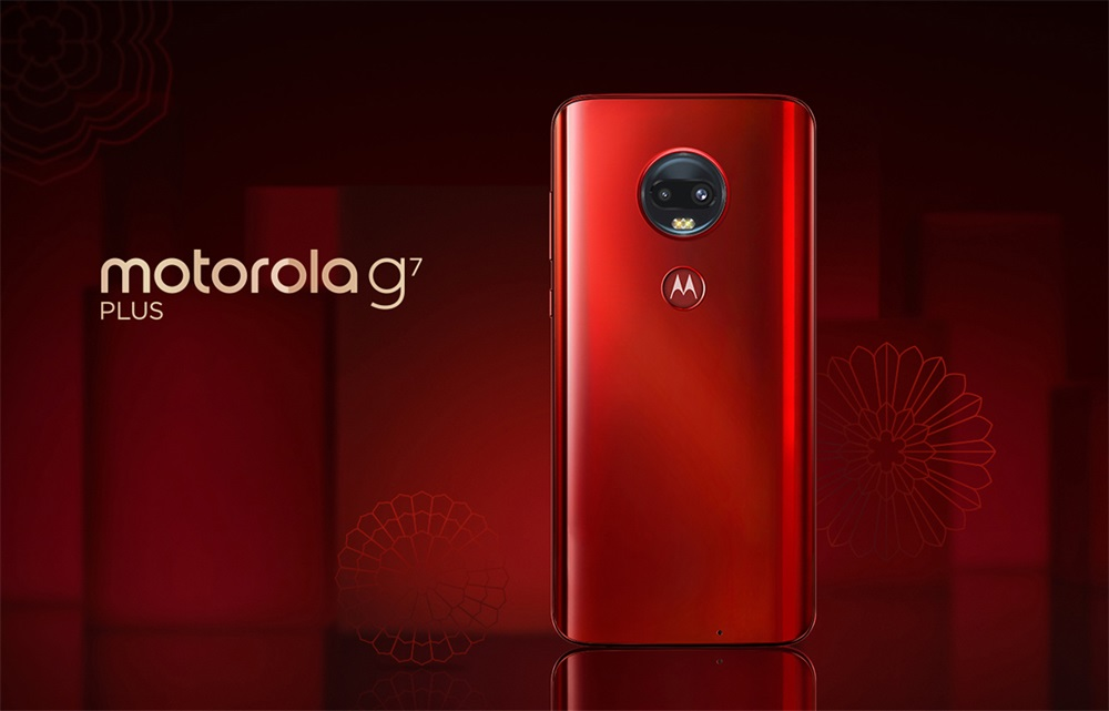 motorola g7 plus smartphone 6gb/128gb