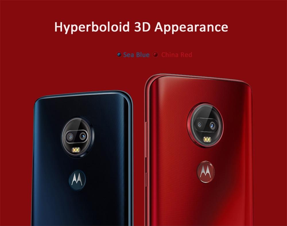 new motorola g7 plus smartphone 6gb/128gb