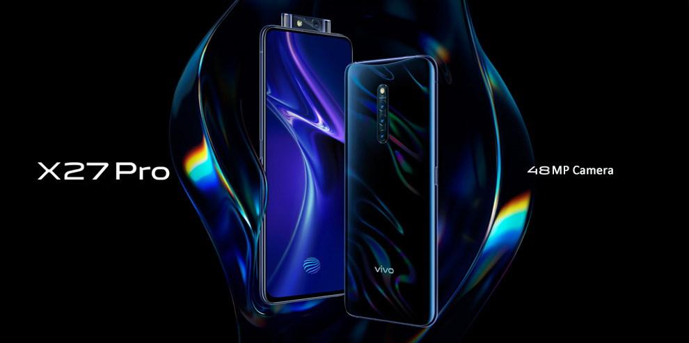 vivo x27 pro 4g smartphone