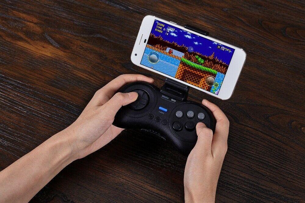 2019 8bitdo m30 bluetooth gamepad