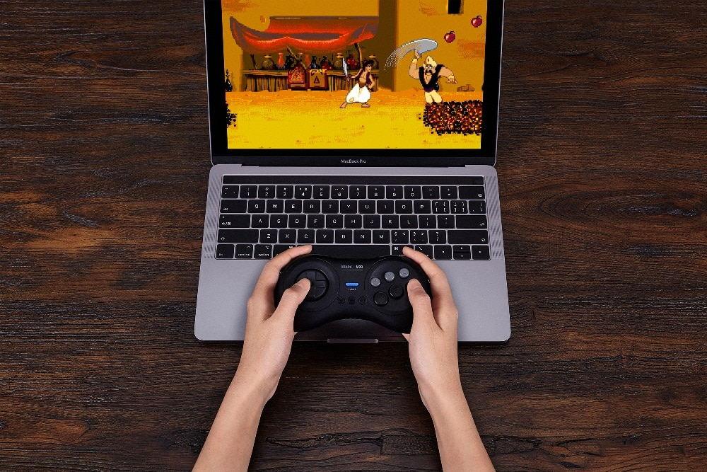 buy 8bitdo m30 wireless gamepad