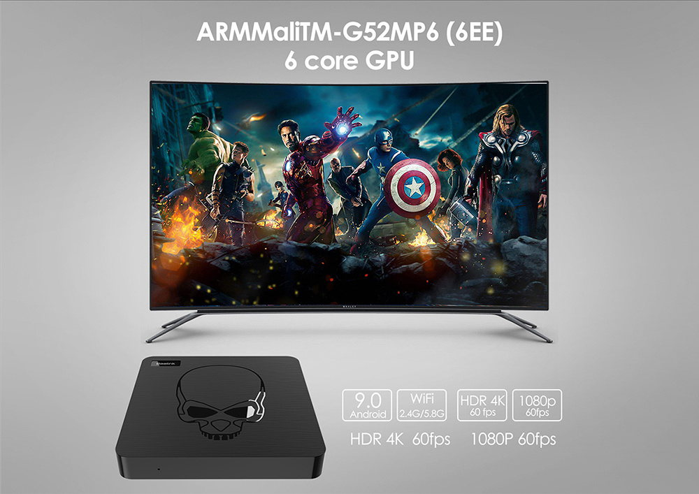 buy beelink gt-king tv box