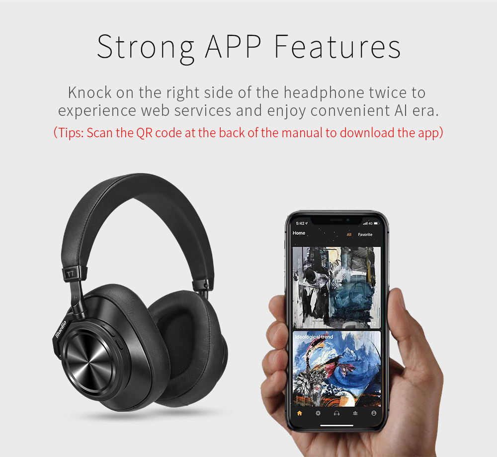 bluedio t7 headphone review