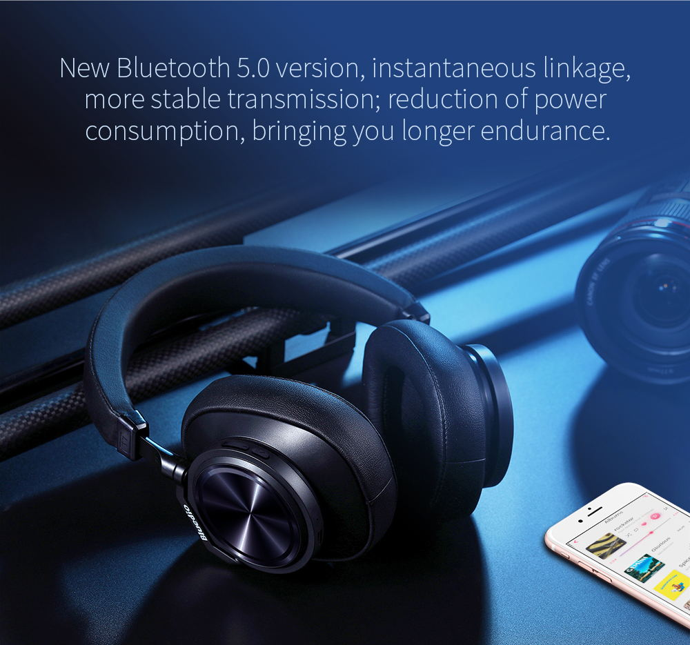 bluedio t7 user-defined headphone
