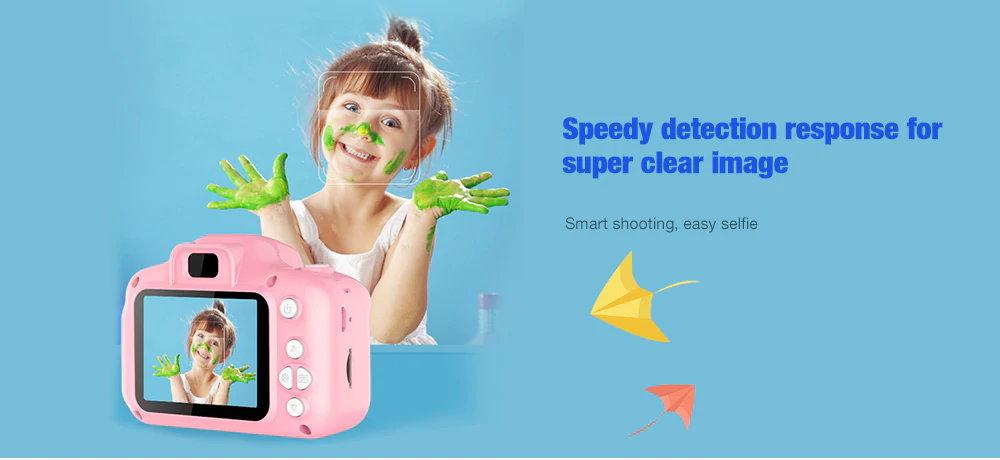 children mini digital camera