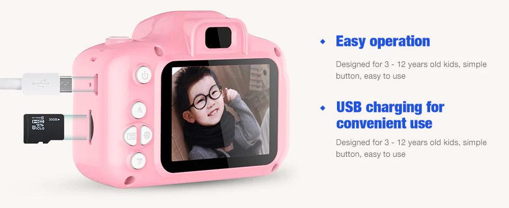 best children mini digital camera