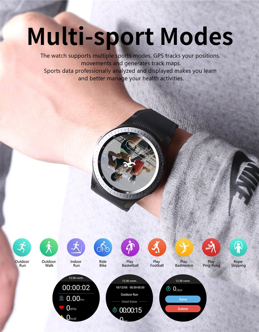 new dm368 plus 3g smartwatch phone